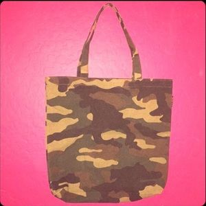 🆕 ONLY 1! J. Crew Camouflage Tote